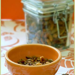 Paprika Nuts Mix Recipe