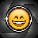 Emoji Camera Sticker Maker icon
