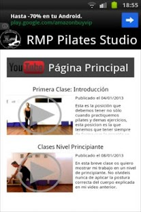 Pilates Studio - screenshot thumbnail