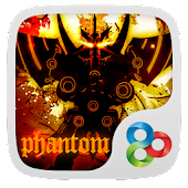 Phantom GO Launcher Theme