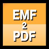 EMF to PDF Converter
