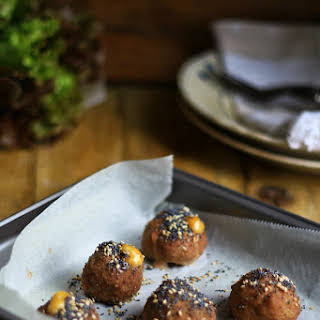 Stuffed Meatballs.