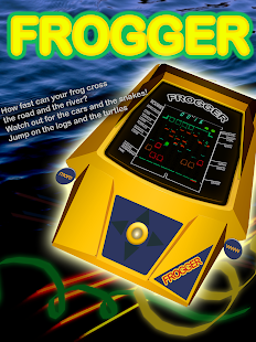 Frogger:Top Tapletop Classic