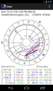 Tropical Skies Astrology - screenshot thumbnail