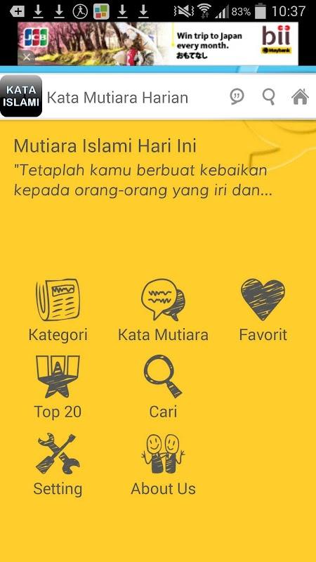 Kata Mutiara Islami Pilihan Apk 10 Download Free