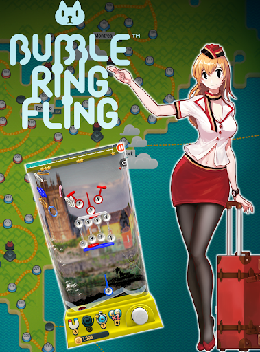 Bubble Ring Fling