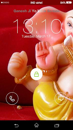 Ganesha Ji Yo Locker HD