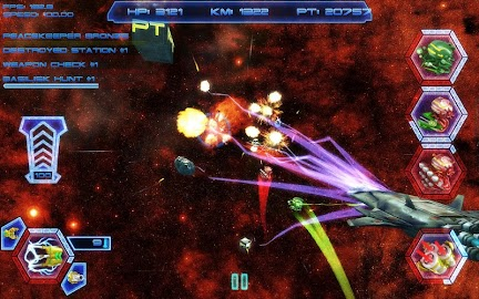 Star Splitter 3D Screenshot 4
