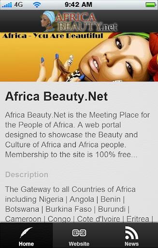 AFRICA BEAUTY.NET