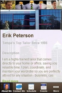 ErikTampa Tampa's Top Tailor - screenshot thumbnail