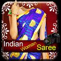 Indian Women Saree Photo Shoot icon
