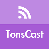 Podcast for android,TonsofCast