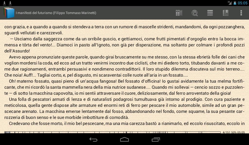 Libri gratis in italiano app android su google play for Libri in italiano