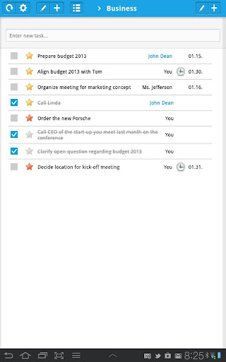 Organisemee for Tablets