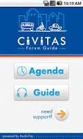 Screenshot of Civitas Forum Guide