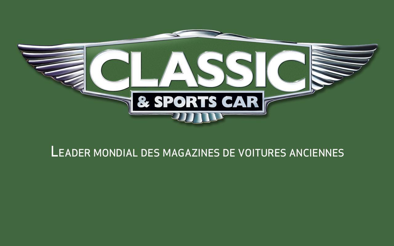 Classic Sports Car Magazine Google Play Store Revenue