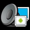 Droid MPD Client HD logo