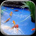 Koi fish pond II icon