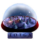 New Years 3D Snow Globe! icon