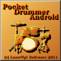 PocketDrummer Android logo