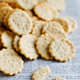 Homemade Ritz Crackers