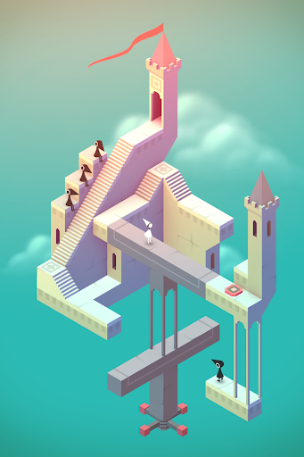 Monument Valley  screenshots 1