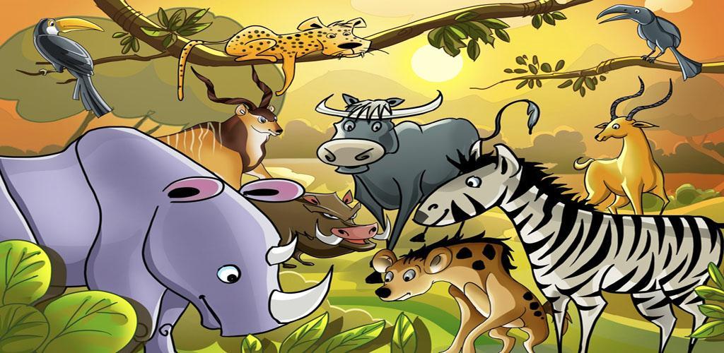 Вербное, картинки с голосами животных