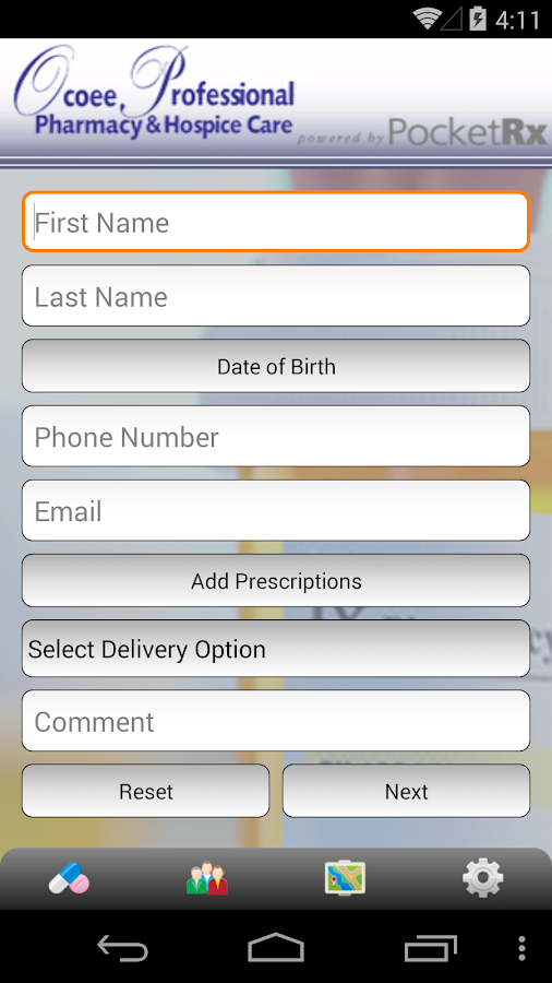 Ocoee Professional Pharmacy- screenshot