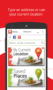 Restaurant Finder- screenshot thumbnail