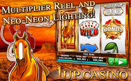 Slot Machines - 1Up Casino 1.6.3 screenshot 327954