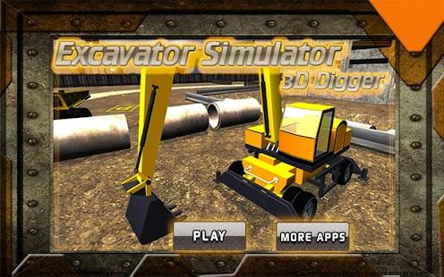 Excavator-Simulator-3D-Digger 5