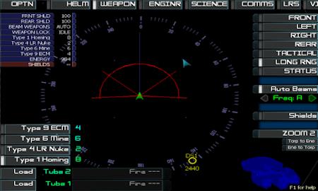 Artemis Spaceship Bridge Sim Screenshot 6