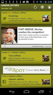 Hakeem Jeffries: The Root 100 - screenshot thumbnail
