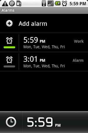 Klaxon - Alarm Clock (Demo) 4.3.2 screenshot 24359
