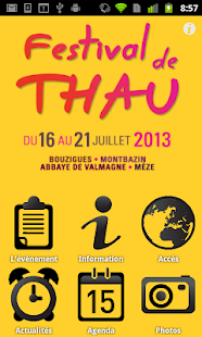 Festival de Thau - screenshot thumbnail