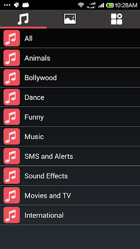 Ringtones for iPhone 3GS 4 4S 5 & Android - download free