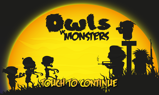 Owls vs Monsters