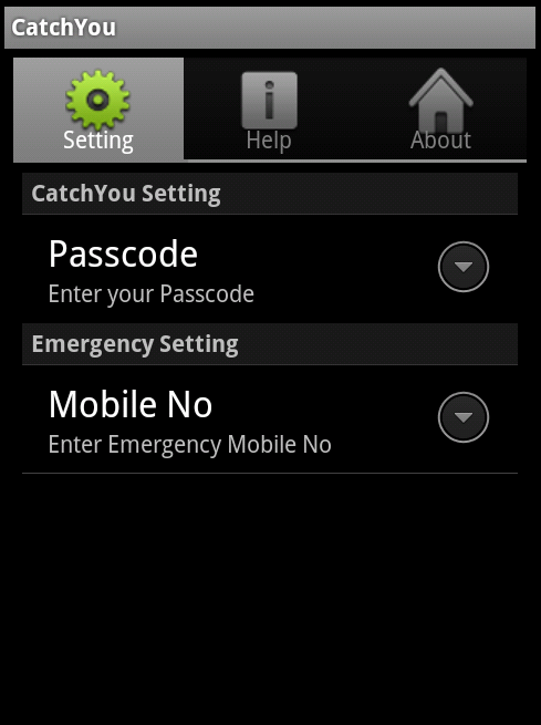 Phone Locator and SIM Detector - screenshot