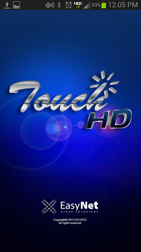EasyNet Touch HD