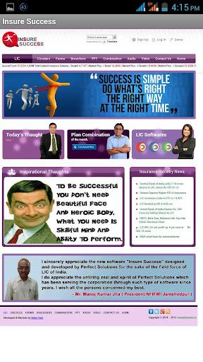 Insure Success
