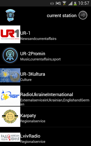 Україна Радіо: Топ Українська