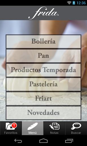 Catálogo Frida