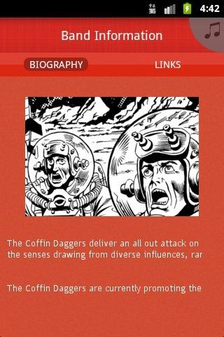 The Coffin Daggers - screenshot