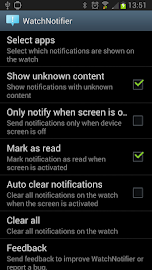 WatchNotifier Screenshot 5