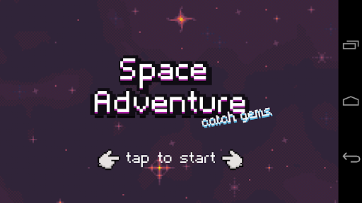 Space Adventure Catch the Gems