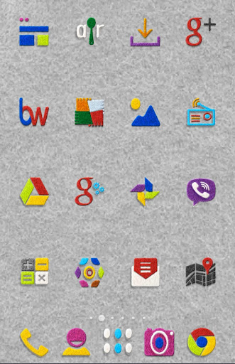 Feel - icon pack