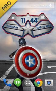 Captain America: TWS Live WP v1.0
