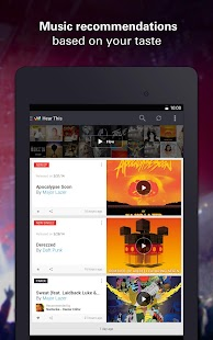Deezer Music Screenshot 22