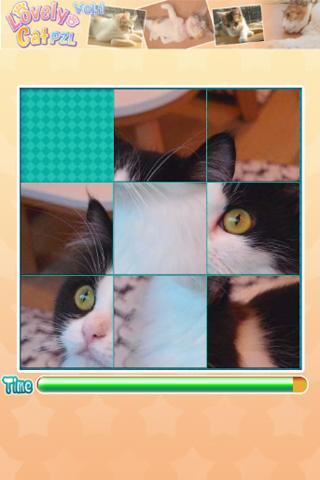 ねこ猫パズル Vol.2|玩解謎App免費|玩APPs