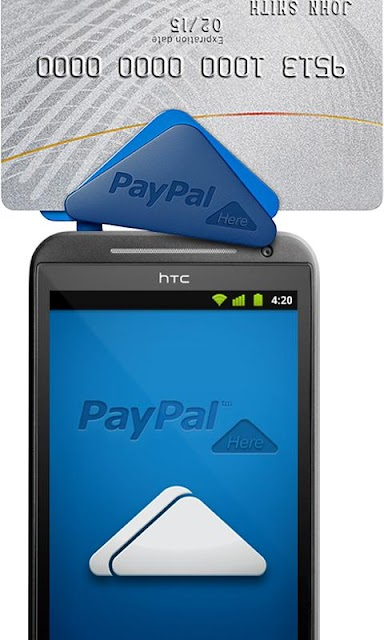 how to delete a card on paypal app